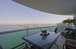 Photo of 1800 Club Waterfront Condo in Downtown Miami FL