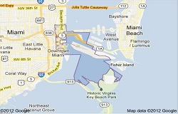 Brickell Zip Code Map.33132 Short Sales Search Short Sales In 33132 Zip Code