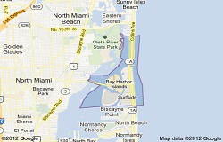 Photo of 33154 real estate map