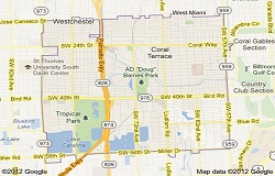 Photo of 33155 real estate map