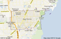 Photo of 33157 real estate map