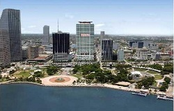 Photo of 50 Biscayne Waterfront Condo in Downtown Miami FL