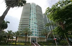 Photo of Grove Hill waterfront condo in Coconut Grove Florida