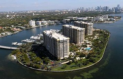 Photo of Grove Isle Luxury Waterfront Condo in Coconut Grove Florida
