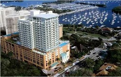 Photo of Mutiny Park Sonesta waterfront condo in Coconut Grove Florida