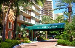 Photo of The Mutiny waterfront condo in Coconut Grove Florida