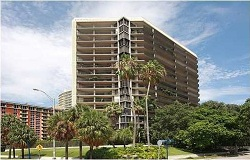 Photo of Yacht Harbour waterfront condo in Coconut Grove Florida