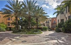 Photo of Cloisters On The Bay luxury waterfront townhouses in Coconut Grove Florida