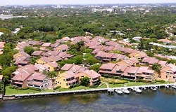 Photo of L'Hermitage luxury waterfront villas in Coconut Grove Florida
