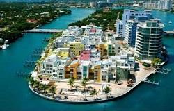 Photo of Aqua Allison Island Condos in Miami Beach FL