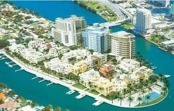 Photo of Aqua Gorlin Waterfront Condo on Allison Island in Miami Beach FL