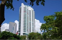 Photo of Asia Waterfront Condo in Brickell Key Miami FL