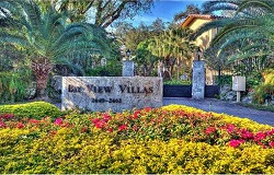 Photo of Bayshore View Villas Gated Community in Coconut Grove Florida
