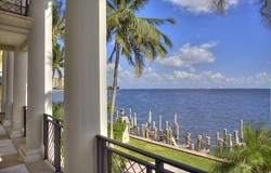 Photo of Bayshore Villas Waterfront Gated Community in Coconut Grove Florida