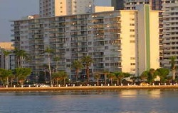 Photo of Brickell Bay Tower Waterfront Condo in Brickell Miami FL