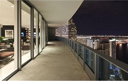 Photo of luxury condo in Brickell Florida