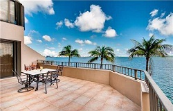 Photo of Brickell Key One Waterfront Condo in Brickell Key Miami FL