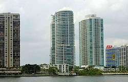 Photo of Bristol Tower Waterfront Condo in Brickell Miami FL