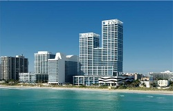Photo of Canyon Ranch North Waterfront Condo in Miami Beach FL