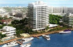 Photo of Capri South Beach Waterfront Condo in Miami Beach FL
