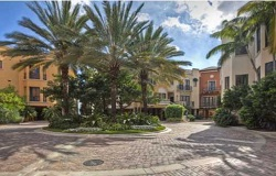 Photo of townhome in Coconut Grove Florida