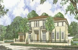 Photo of New Construction Home in Coral Gables Florida