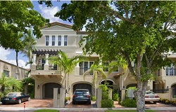 Photo of townhome in Coral Gables Florida