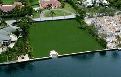 Photo of vacant land/lot in Coral Gables Florida