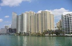 Photo of Courvoisier Courts Waterfront Condo in Brickell Key Miami FL