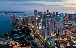 Photo of Downtown Miami Waterfront Condos