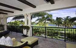 Photo of luxury home in Fisher Island Miami Beach Florida
