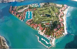 Photo of Fisher Island Miami Beach Florida