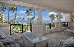 Photo of home and condo rental in Fisher Island Miami Beach Florida