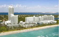 Photo of Fontainebleau II Tressor Waterfront Condo in Miami Beach FL