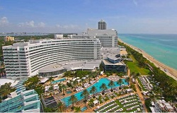 Photo of Fontainebleau III Sorrento Waterfront Condo in Miami Beach FL