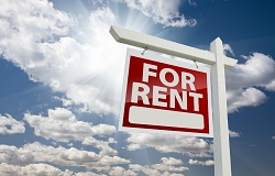 Photo of Coral Gables Home For Rent Sign