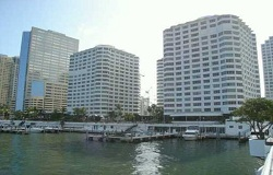 Photo of Four Ambassadors Waterfront Condo in Brickell Miami FL