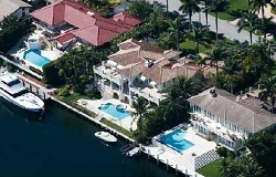 Photo of Gables By The Sea Waterfront Homes in Coral Gables, FL