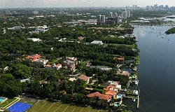 Photo of The Anchorage Waterfront Gated Community in Coconut Grove Florida