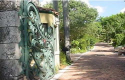 Photo of Treasure Trove Gated Community in Coconut Grove Florida