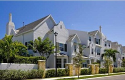Photo of townhomes in High Pines South Miami Florida