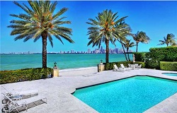 Photo of home in Key Biscayne Florida