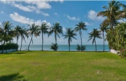 Photo of vacant land/lot in Key Biscayne Florida