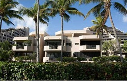 Photo of townhome in Key Biscayne Florida
