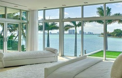 Photo of Waterfront Home in Miami Beach Florida