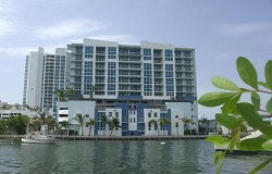 Photo of Moon Bay Waterfront Condo in Downtown Miami FL