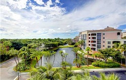 Photo of Ocean Club Lake Tower Waterfront Condo in Key Biscayne FL