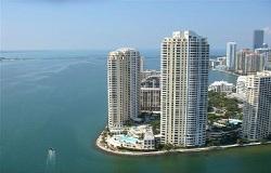 Photo of One Tequesta Point Waterfront Condo in Brickell Key Miami FL