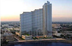 Photo of Paramount Bay Waterfront Condo in Downtown Miami FL
