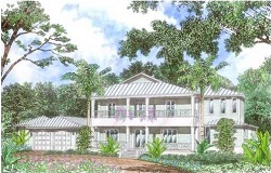 Photo of New Construction Home in Pinecrest Florida